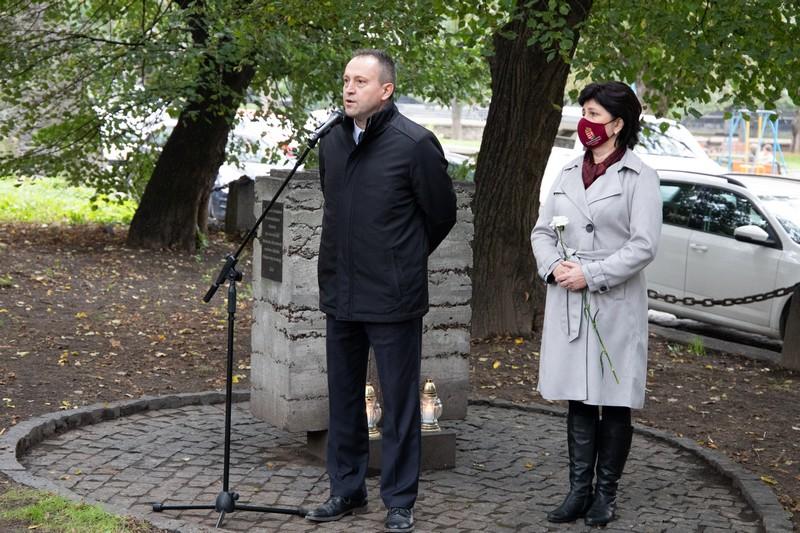 В Ужгороді відбулись заходи до річниці Угорської революції 1956 року