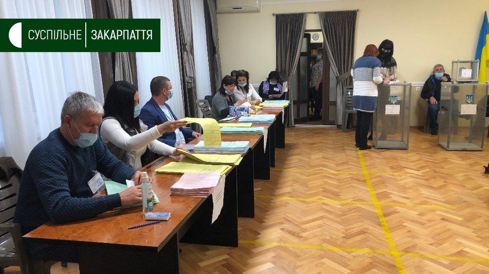 На Закарпатті знаходиться найзахідніша в Україні виборча дільниця