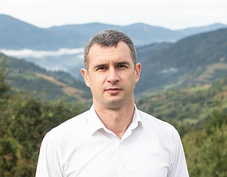 Володимир Зеленський призначив нового голову Міжгірської РДА