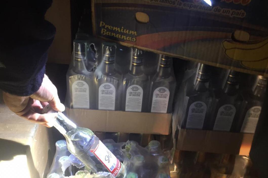 Чоловік планував збувати закарпатцям фальсифіковані алкоголь і сигарети