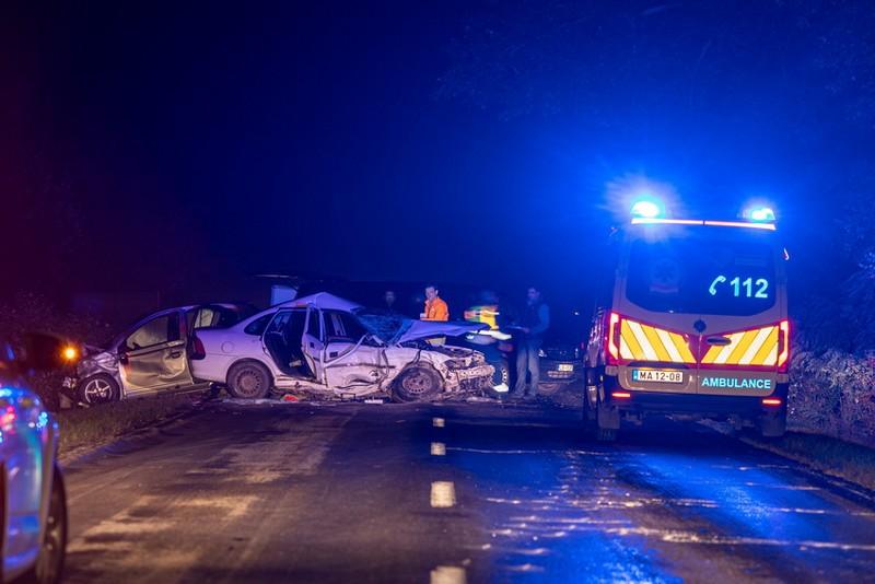 П'яний українець із Закарпатської області скоїв смертельну аварію в Угорщині біля села Якабшалаш