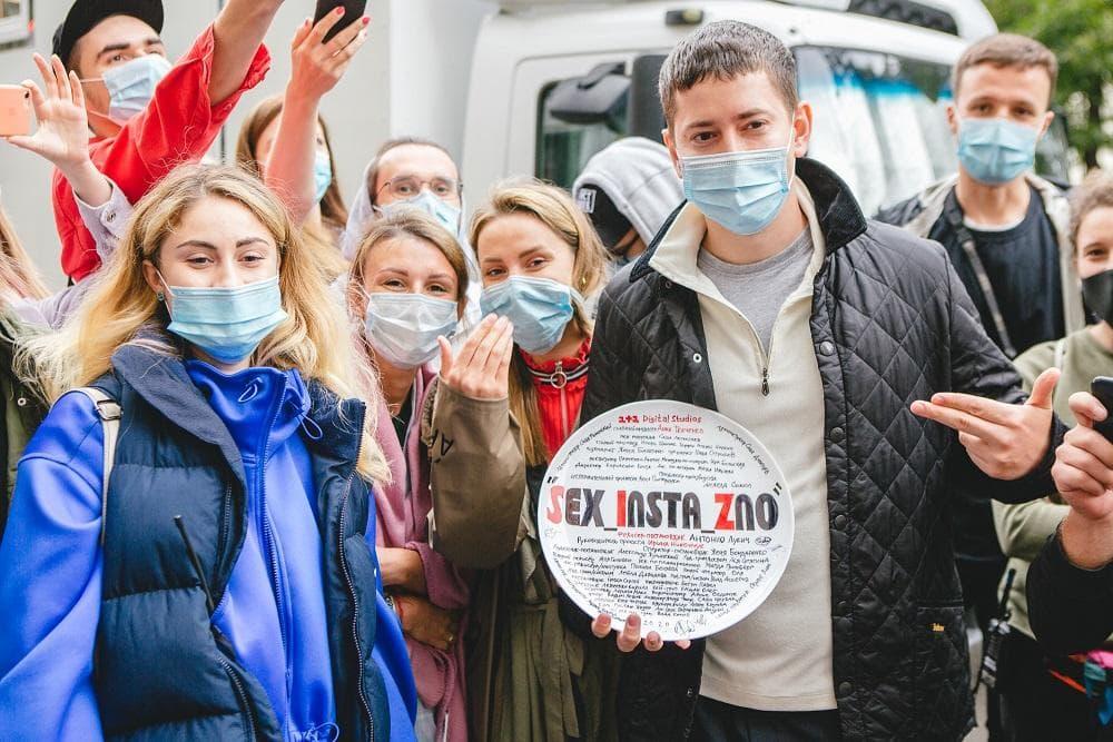 """""""Секс, Інста і ЗНО"""": закарпатець зняв перший в Україні серіал, створений ексклюзивно для онлайн-платформи"""