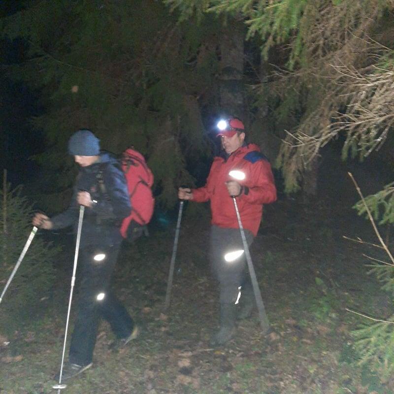 Похід в гори для двох хлопців закінчився пригодою
