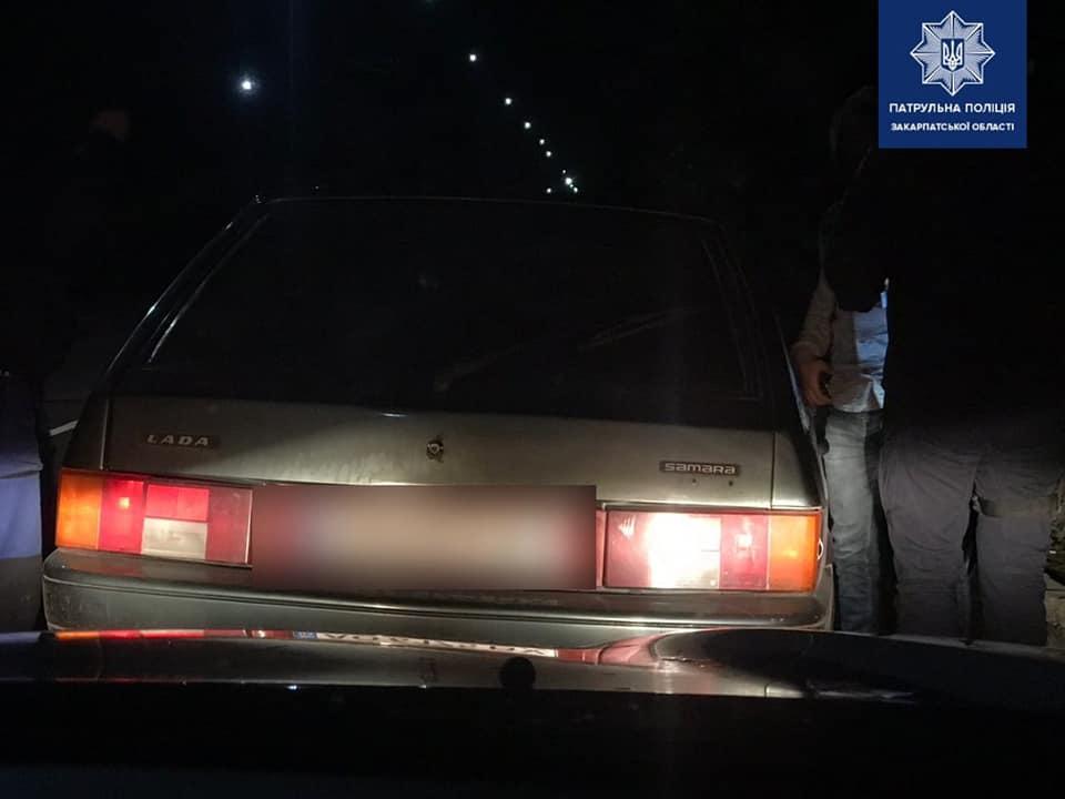 Затримано двох водії у стані наркотичного сп'яніння