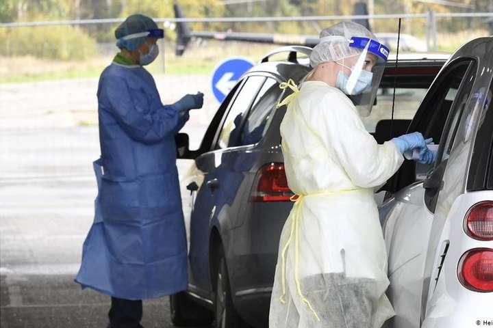 У Словаччині відбулося масове тестування на коронавірус. За добу перевірили понад 2,6 млн осіб