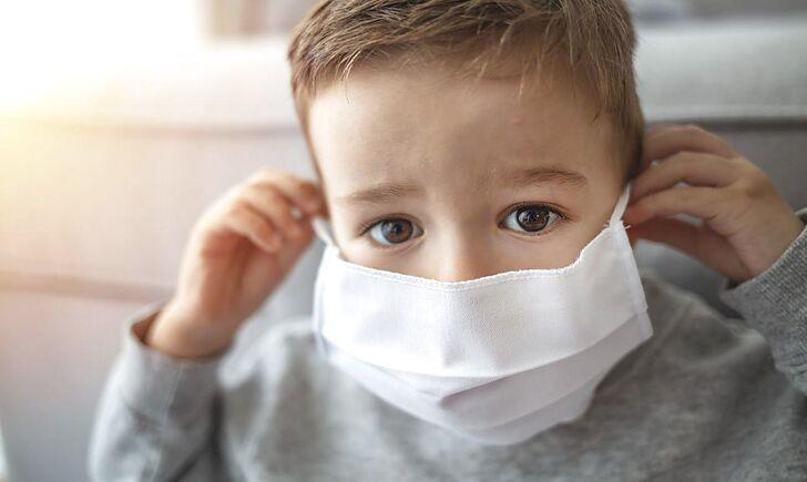 У Закарпатській області за добу коронавірус виявили у 15 дітей