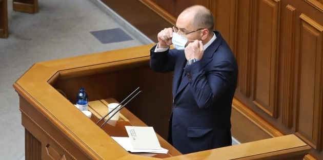 """""""Ми близькі до катастрофи"""": міністр про ситуацію із коронавірусом в Україні"""
