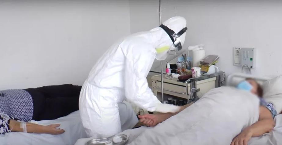 Хвора на коронавірус жінка із переповненої лікарні звернулась до закарпатців