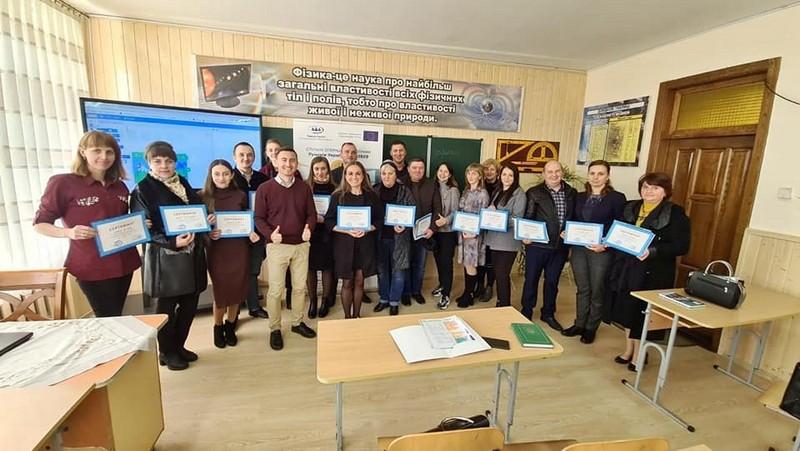 Нова реальність для двох закарпатських шкіл: на Тячівщині реалізовують унікальний освітній проєкт – Віртуальна реальність єднає Карпати