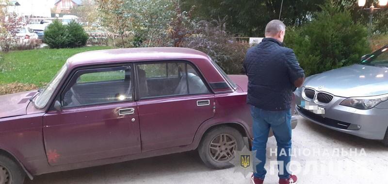 ДТП у селі Минай: п'яний водій ВАЗу зачепив ВMW