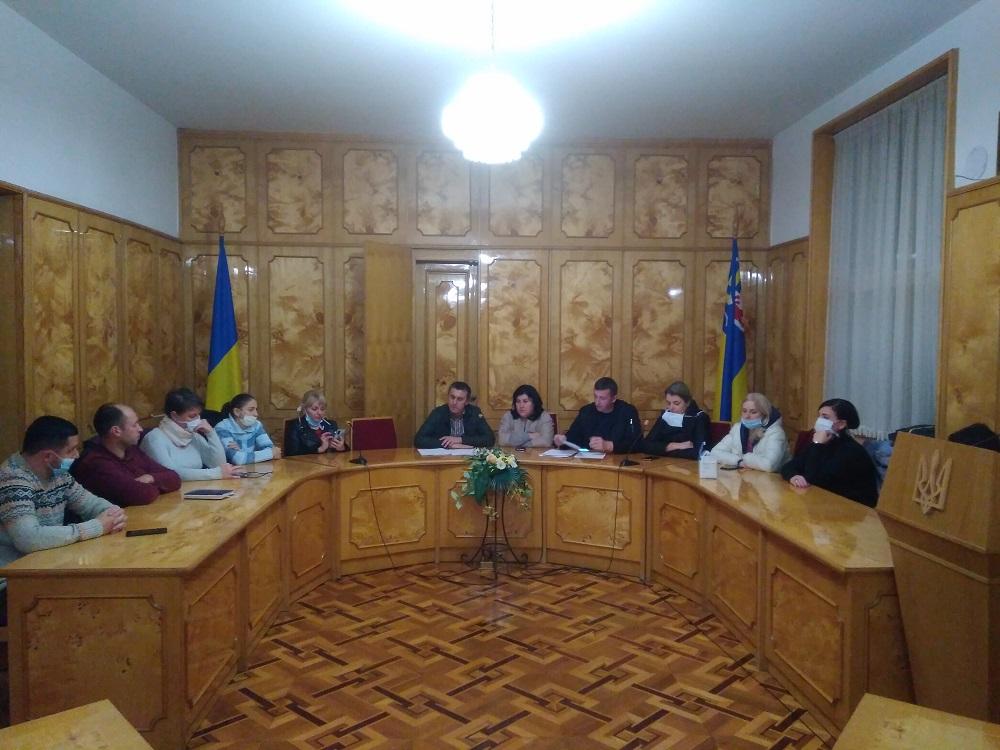 Оприлюднено результати голосування до Закарпатської облради
