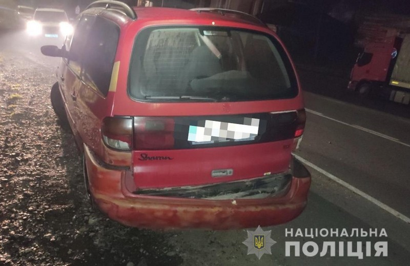 П'яний водій скоїв аварію і чинив опір поліцейським
