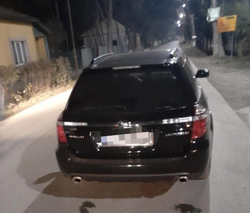 Поліцейські розповіли про вечірній випадок у селищі Ясіня