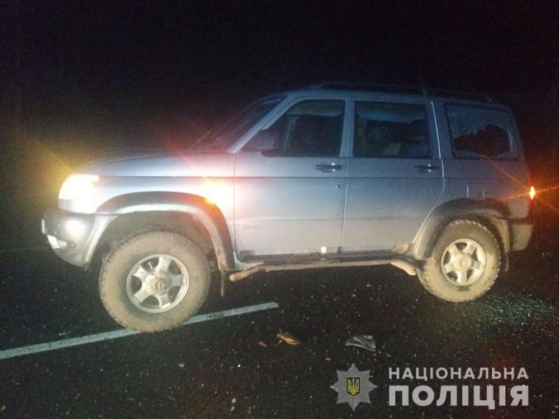 На Мукачівщині ввечері сталась потрійна аварія