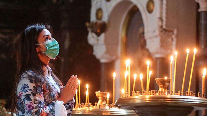 Чи проводитимуть служби в храмах під час карантину вихідного дня: заява міністра