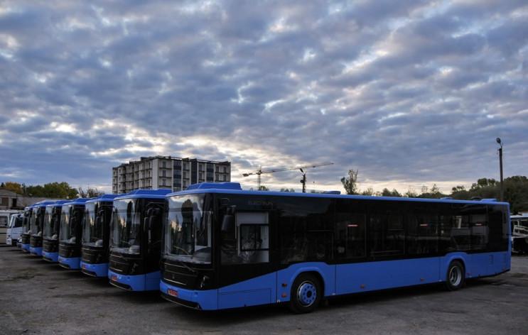 Уряд планує оновити громадський транспорт у 18 містах. Серед них – Ужгород