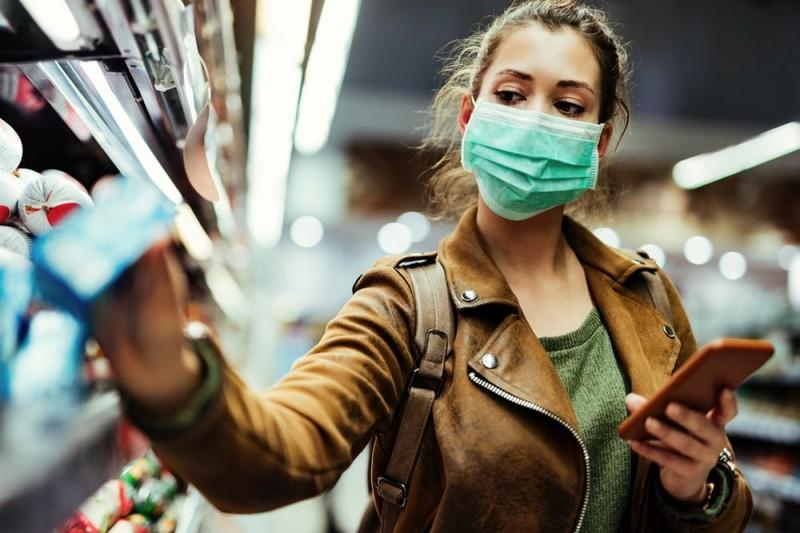 Українців почнуть штрафувати за відсутність маски з 21 листопада