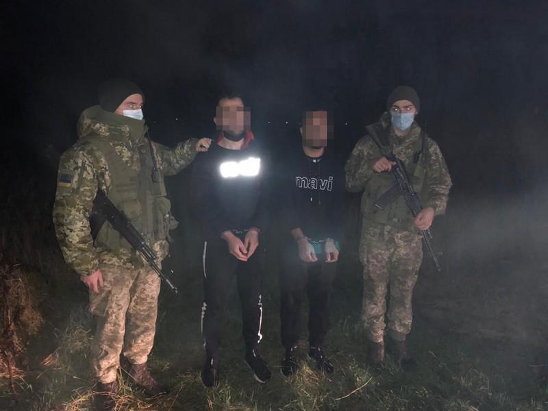 Поблизу кордону з Румунією затримали двох громадян Іраку