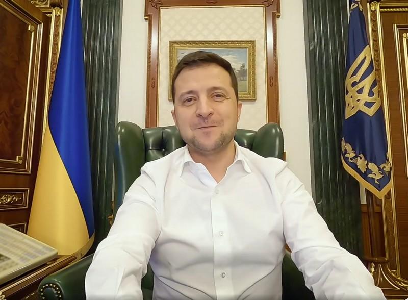 Президент Володимир Зеленський подолав COVID-19 і звернувся до українців