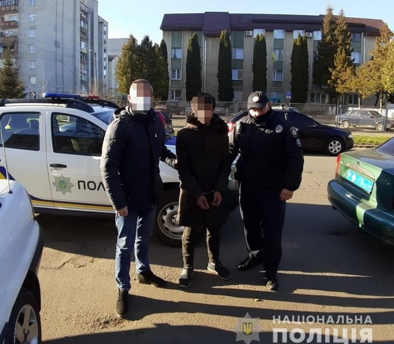 18-річний хлопець обкрадав помешкання в селі Великі Ком'яти