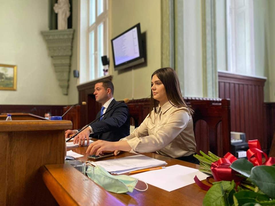 У Мукачівській ОТГ обрали нового секретаря міськради