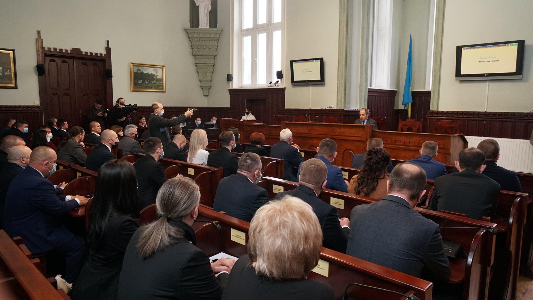 Список нових заступників міського голови Мукачева: прізвища
