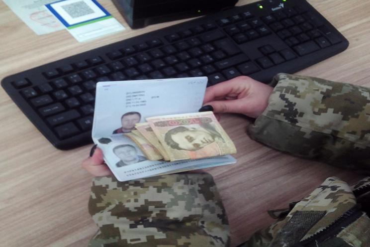 10 спроб надання хабаря прикордонникам протягом листопада зафіксовано у Чопському загоні