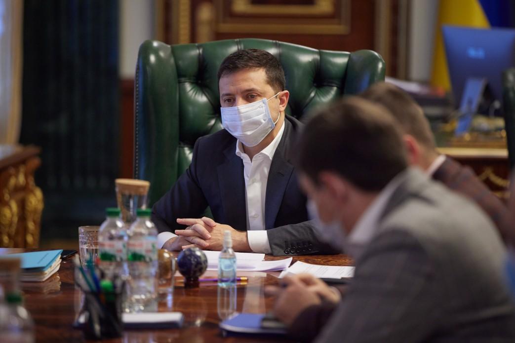 Зеленський: рішення щодо локдауну в Україні можуть прийняти вже сьогодні