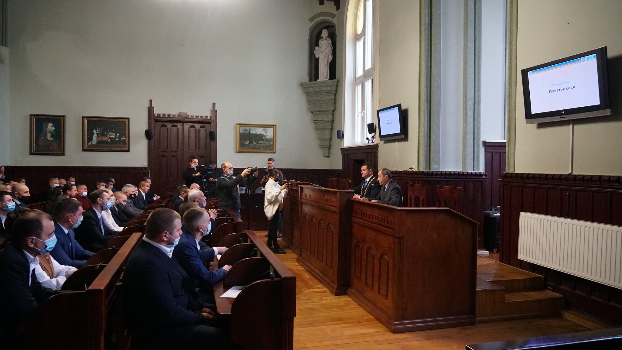 У Мукачеві затвердили Положення про старосту