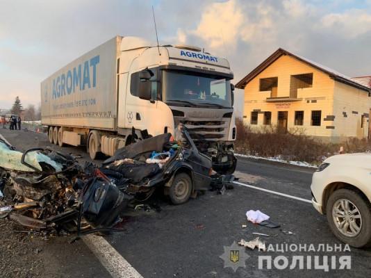 У страшній аварії на Мукачівщині загинули брати-двійнята, – соцмережі