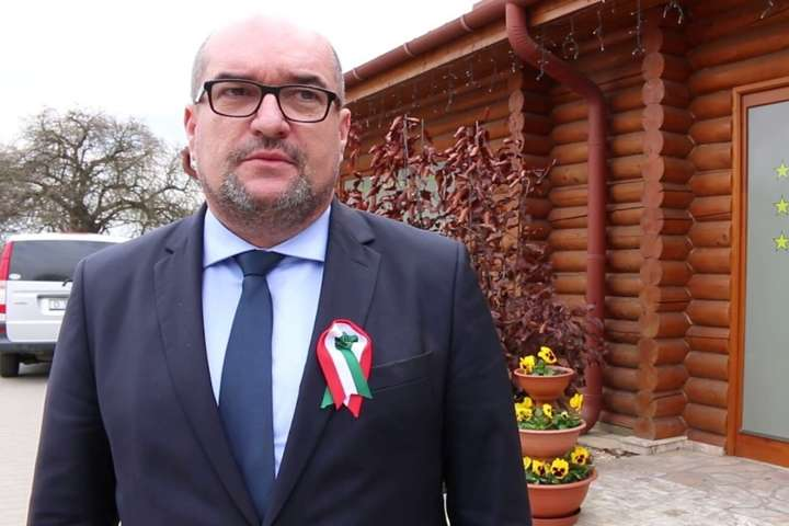 """Лідеру """"Партії угорців України"""" готують підозру, – голова Закарпатської ОДА"""