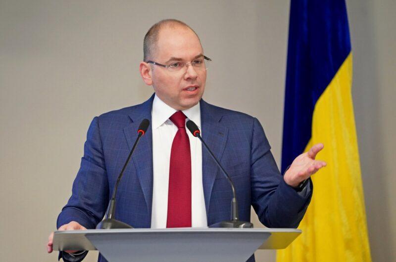 Очільник МОЗу Максим Степанов заявив про успіх карантину вихідного дня