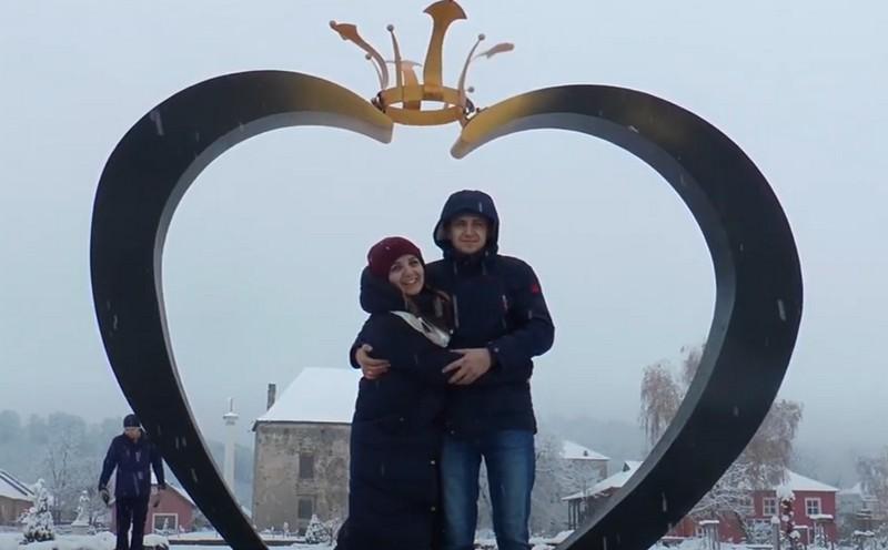 """""""Серце Сент-Міклоша"""": у Чинадієві з'явилась нова фотозона"""