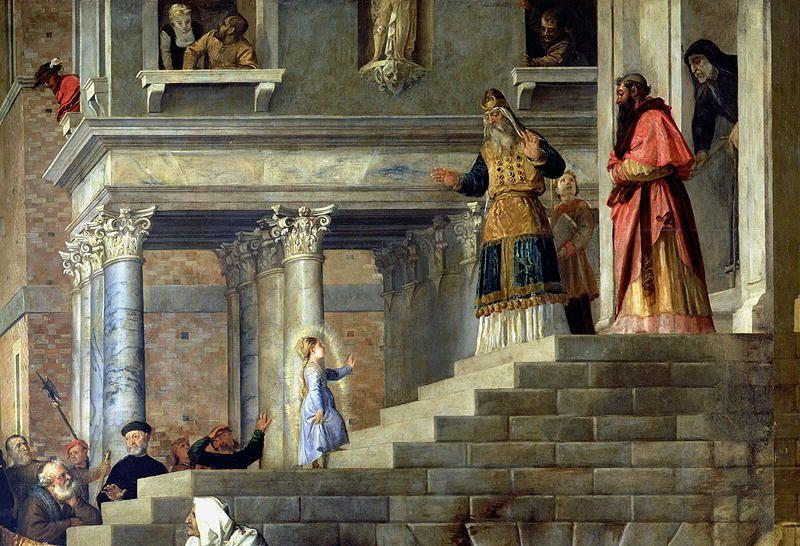 Введення у храм Пресвятої Богородиці: історія і традиції свята та що треба робити в цей день