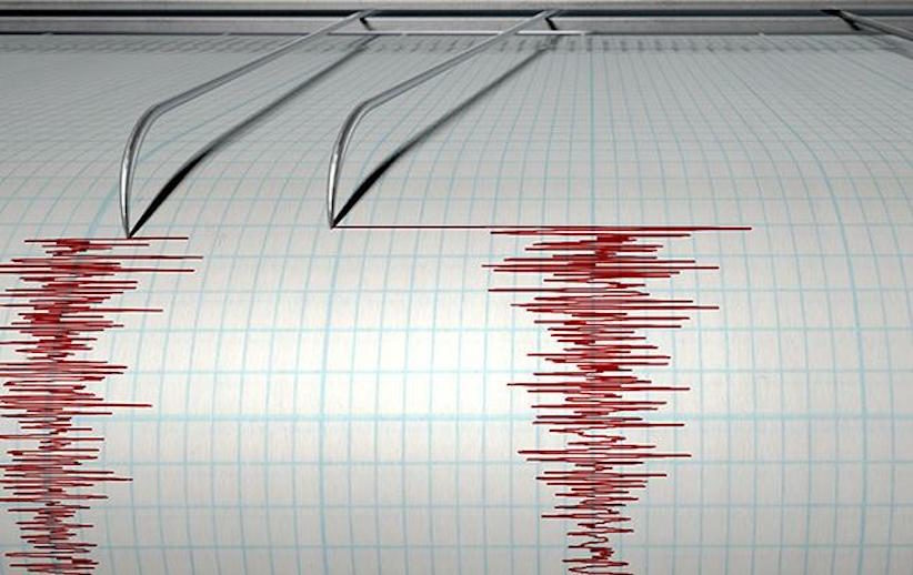 У Закарпатській і Львівській областях зафіксували землетруси