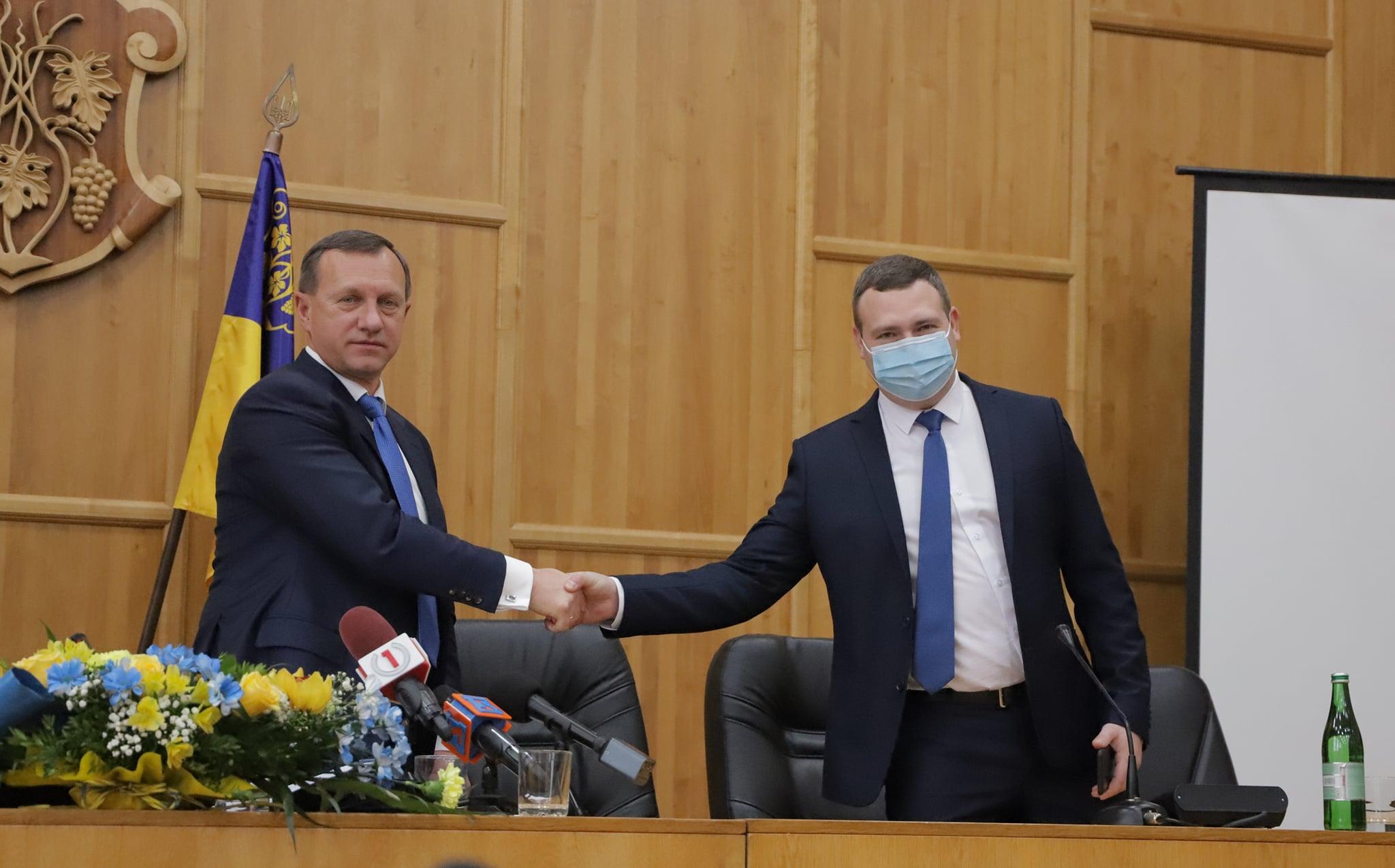 Обрано нового секретаря Ужгородської міської ради