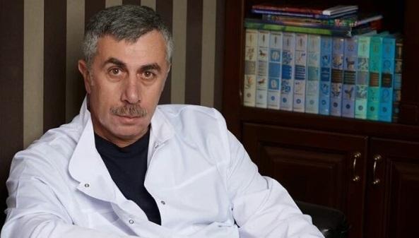 Лікар Комаровський спростував інформацію про те, що деякі препарати полегшують перебіг COVID-19