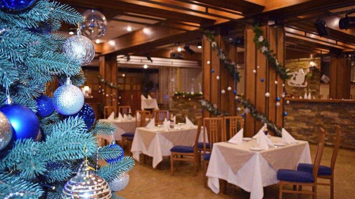 Відомо, як працюватимуть ресторани і кафе у новорічну ніч