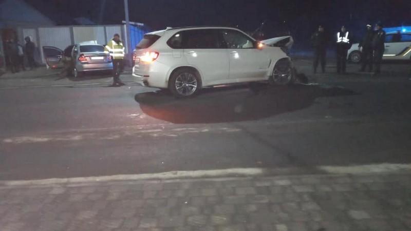 Вночі у Сваляві сталась аварія: опубліковано фото