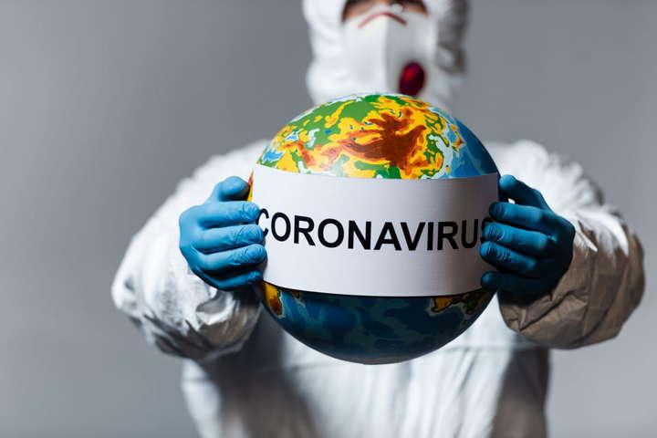 Україна входить у топ-10 країн за числом нових хворих на COVID-19 за добу