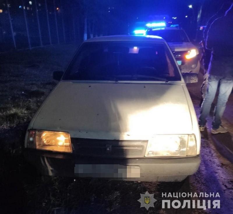 В Ужгороді із таксистом стався прикрий інцидент