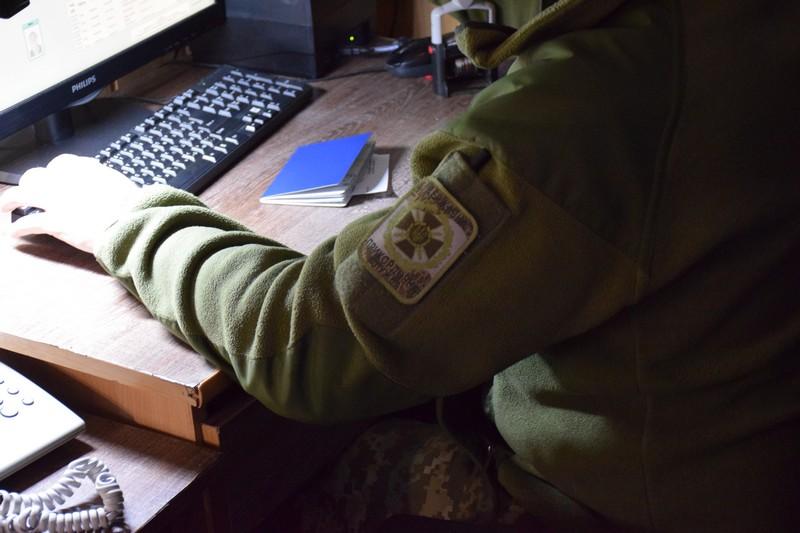 Українця, який повертався з Чехії, затримали на кордоні. Його передали поліції