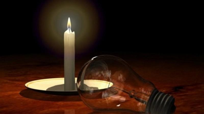 Сьогодні ввечері частина мукачівців залишилась без електроенергії