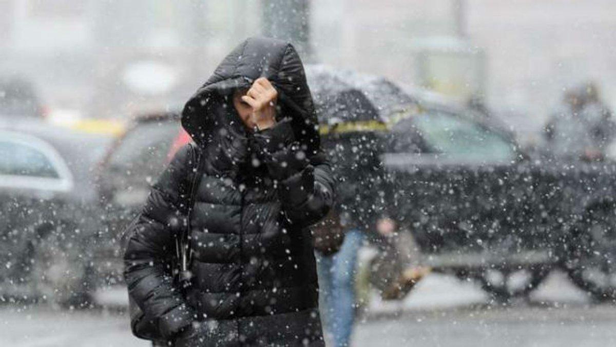 На Україну суне циклон: прогноз синоптиків