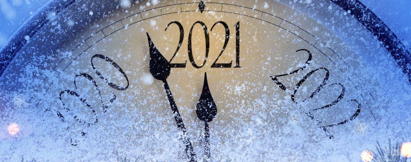 Календар святкових та вихідних днів у 2021 році