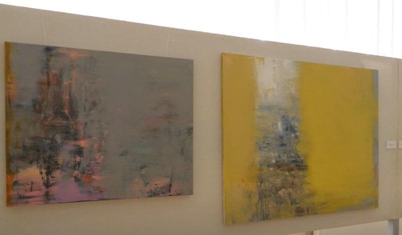 Близько 20 робіт знаного художника експоновані в Ужгороді
