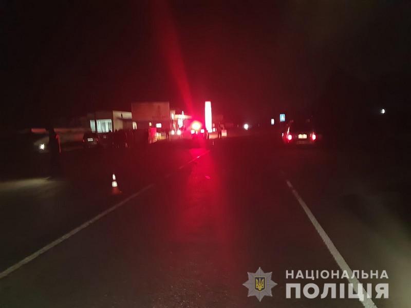 Опубліковано фото з місця моторошної аварії в Іршаві, в якій загинув гравець ФК Бужора Ярослав Мудра