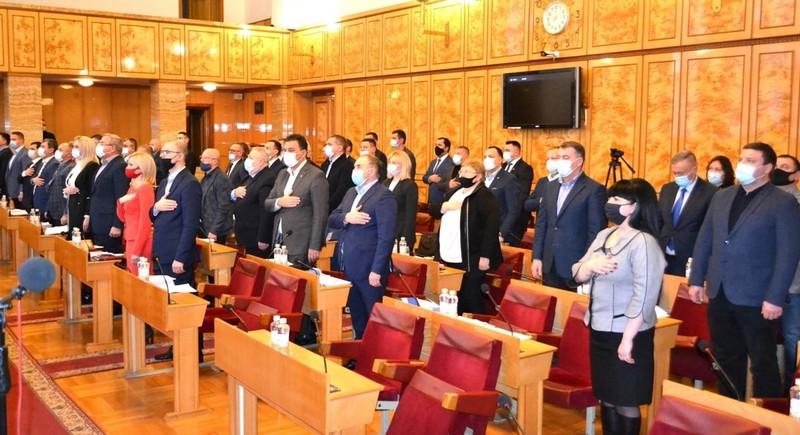 Закарпатські депутати затвердили обласний бюджет на 2021 рік