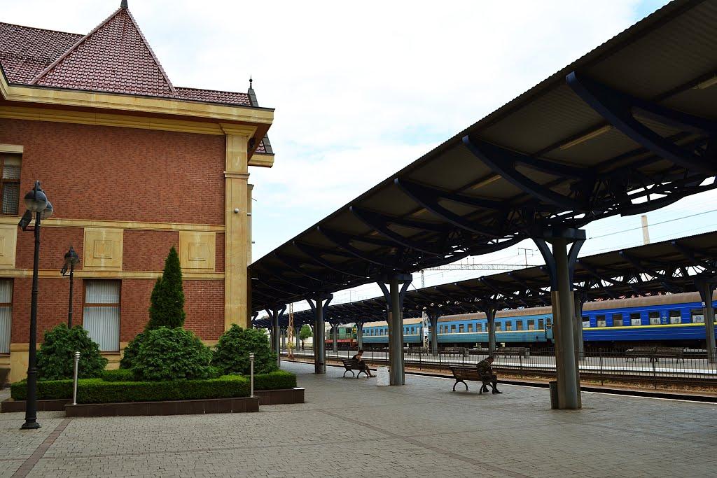 В Ужгороді хочуть створити транспортний хаб і відправляти поїзди у кілька країн ЄС