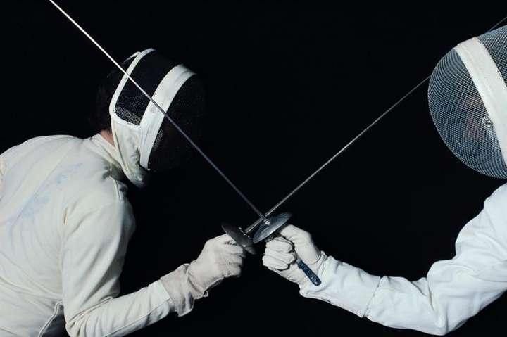 В Ужгороді відбулися відкриті змагання з фехтування
